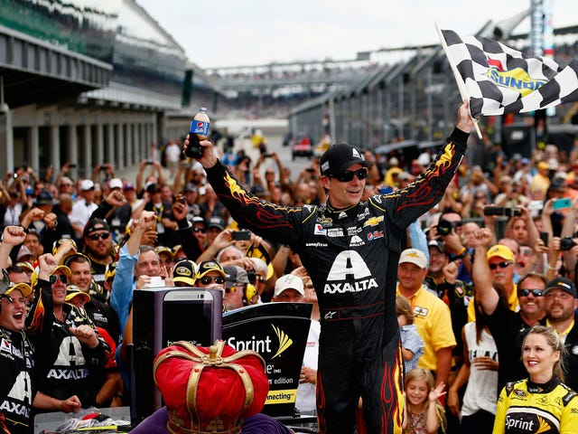 Jeff Gordon and NASCAR's Manifest Destiny