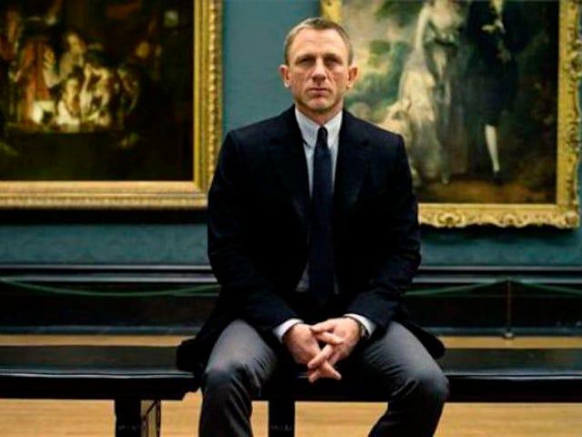 Bond 25 production delayed due to legendary klutz Daniel Craig