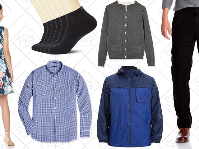 Prime Members Can Freshen Up Their Wardrobe With Today's Apparel Gold Box