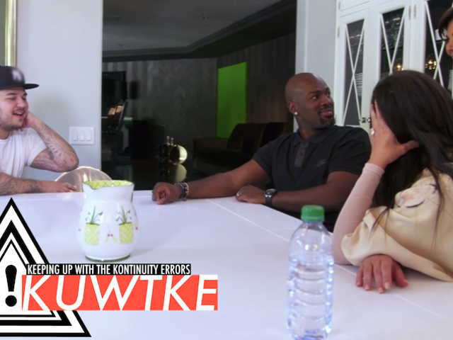 Rob Kardashian odotti kuukausia anteeksi niille keskimäärin Kris Jenner Memesille