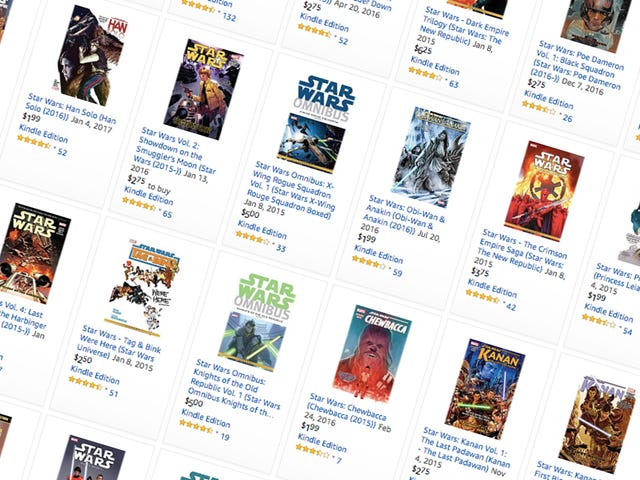 Familiarize Yourself With The Other Star Wars Canon With This Massive Graphic Novel Sale