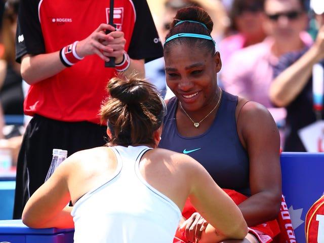 Bianca Andreescu Wins Rogers Cup, Comforts A Hobbled Serena Williams