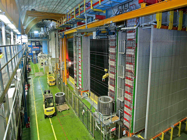 Shuttered Experiment Shares New View of Ghostly Neutrino's Shape-Shifting Behavior