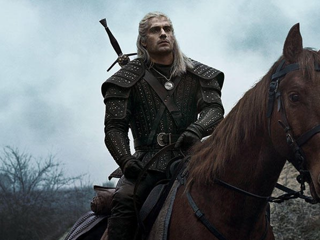 Of Course, Of Course, Henry Cavill's on a Horse