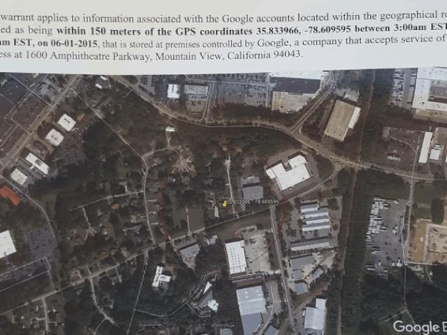 Google autoriza a la policía a registrar datos privados de todos los móviles cercanos a cuatro escenas del crimen