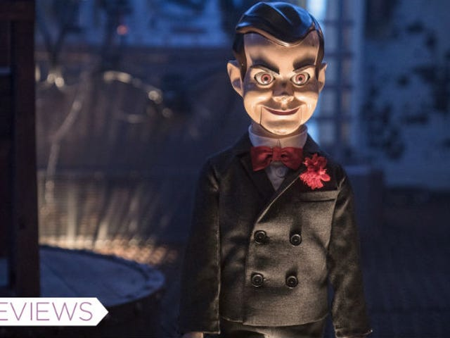 Goosebumps 2: Haunted Halloween Is Better Than You Think It'll Be, and That's Kind of Enough