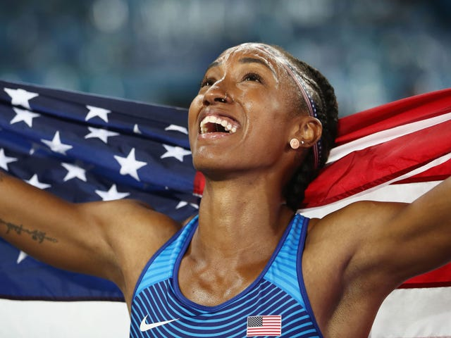 Olympic Champion In 100m Hurdles Suspended For Year Due To Scheduling Snafus
