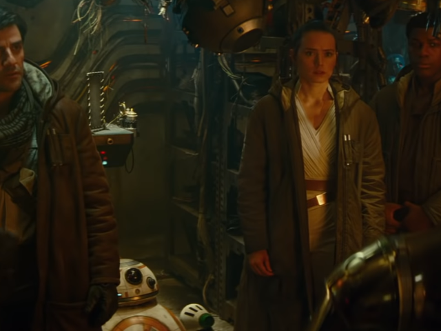The Newest Star Wars Featurette Is About the Power of Friendship