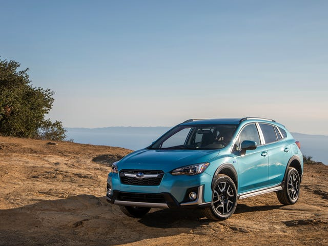 Subaru Says Its AWD Cars Are Perfect For Getting You Around In Our Future Climate Hell