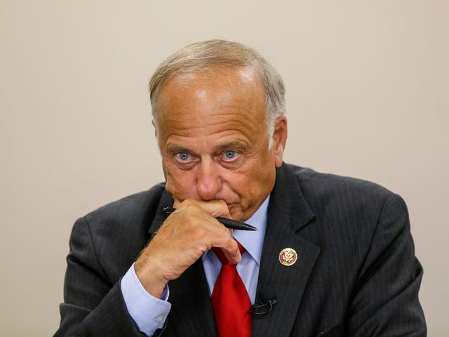Steve King Isn't Sure We'd Even HAVE Humans Without Rape or Incest