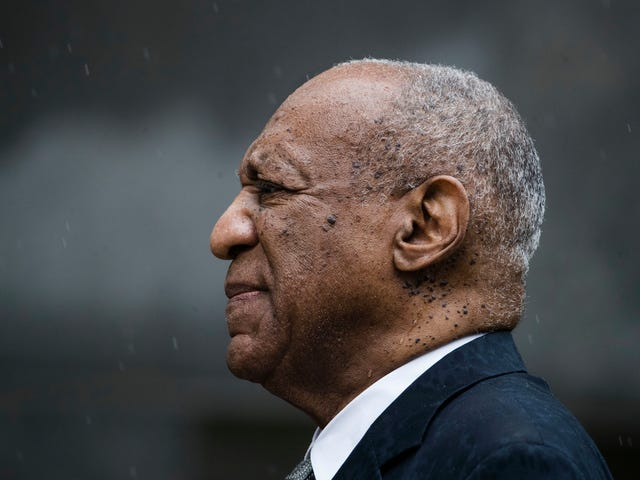 The Cosby Trial Reminded Me Why I'll Never Seek Justice