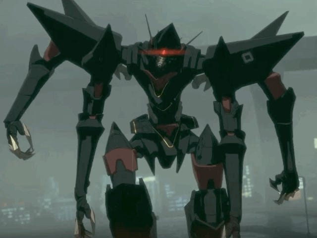 In the First <i>gen:LOCK</i>Trailer, Humans and Epic Mechas Become One
