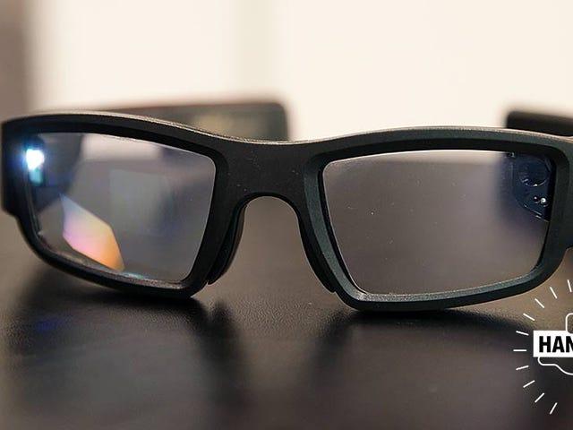 Vuzix刀片是Google Glass一直想要的