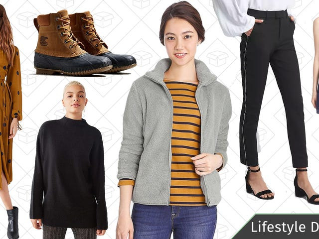 Tuesday's Best Lifestyle Deals: Uniqlo, Anthropologie, Urban Outfitters, alice + olivia, and More