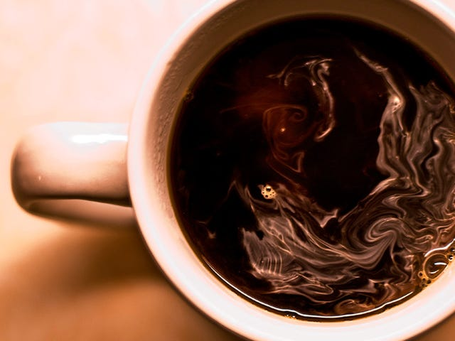 Why You Shouldn't Stir Your Coffee