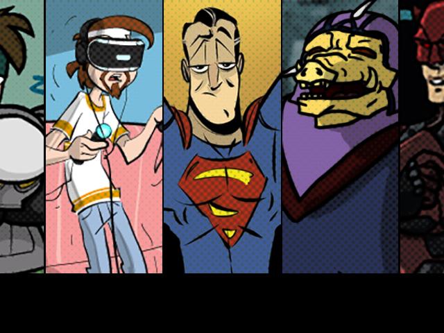 Sunday Comics: Sexual Virtuality