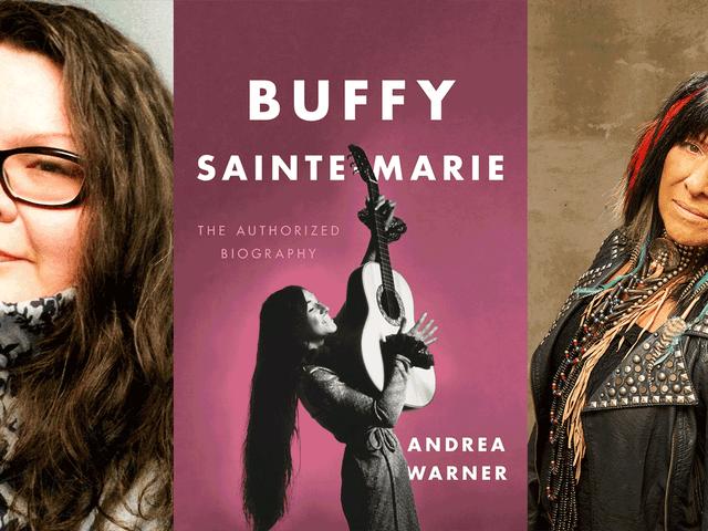 Buffy Sainte-Marie y Andrea Warner sobre amplificar las voces nativas y matar el colonialismo