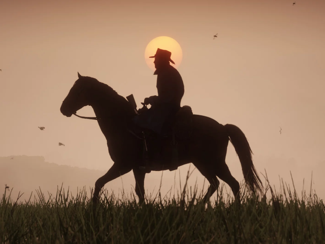 Red Dead Redemption 2's Download Time, Goodness