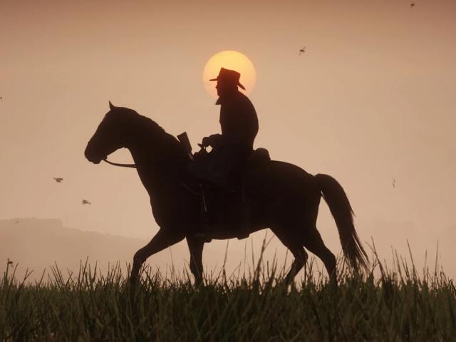 <i>Red Dead Redemption 2</i>'s Download Time, Goodness
