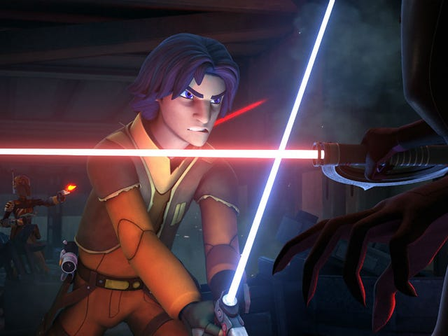 Catch Up on All of <i>Star Wars Rebels</i> in This 3-Minute Video