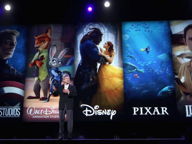 Everything We're Excited for at This Year's Disney Mega Convention, D23