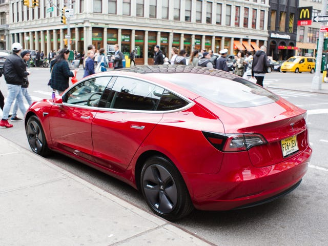 The Tesla Model 3 Just Got Cheaper