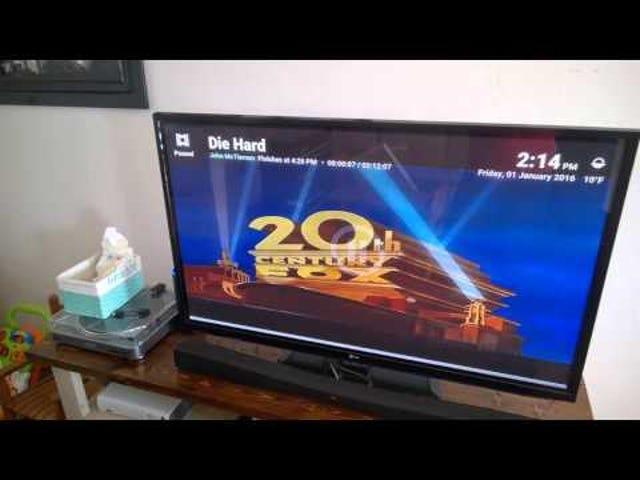 Control a Kodi Media Center From an Amazon Echo