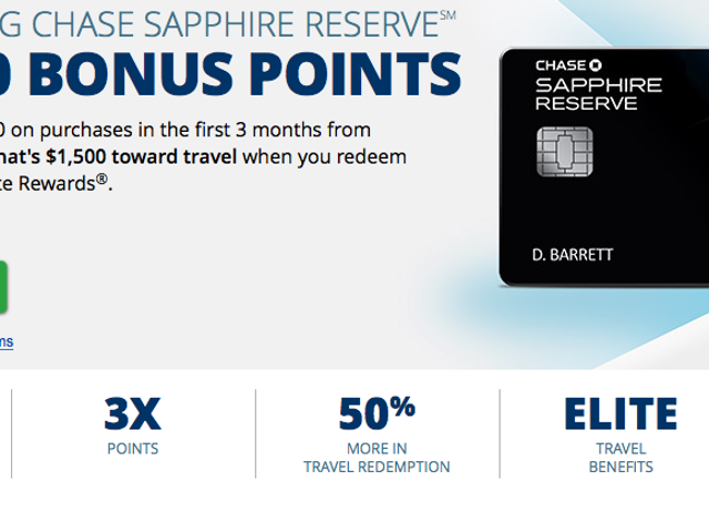"I Was Approved For The Chase Sapphire Reserve In Spite Of Being Well Beyond ""5/24"" [Updated]"