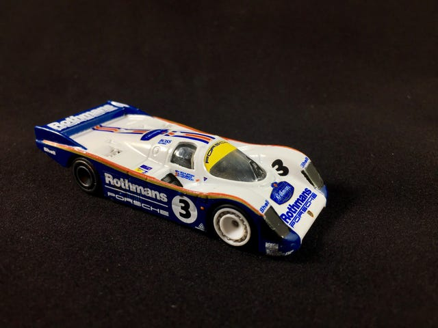 Hot Wheels Rothmans 956