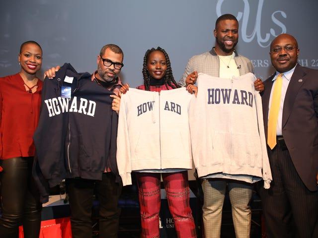 """Tässä on, miksi Winston Duke on yllään """"Howardin"""" pusero In <i>Us</i>"""