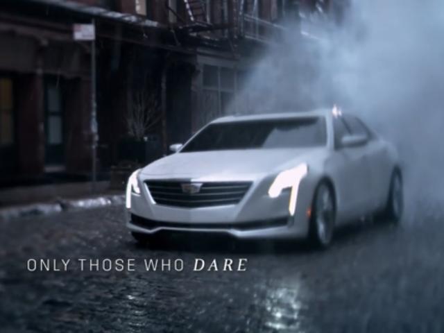 Το πρόβλημα του Cadillac δεν είναι οι Γερμανοί, είναι οι Κορεάτες