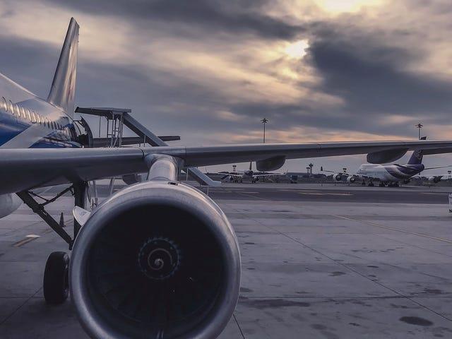 Vous pouvez choisir d'utiliser la reconnaissance faciale pour monter à bord d'un vol