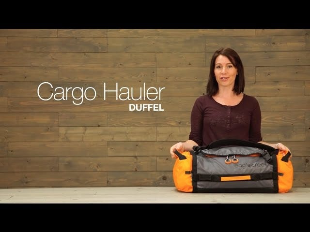 Eagle Creek's Cargo Hauler Duffel Sets New Versatility Standards [Updated]