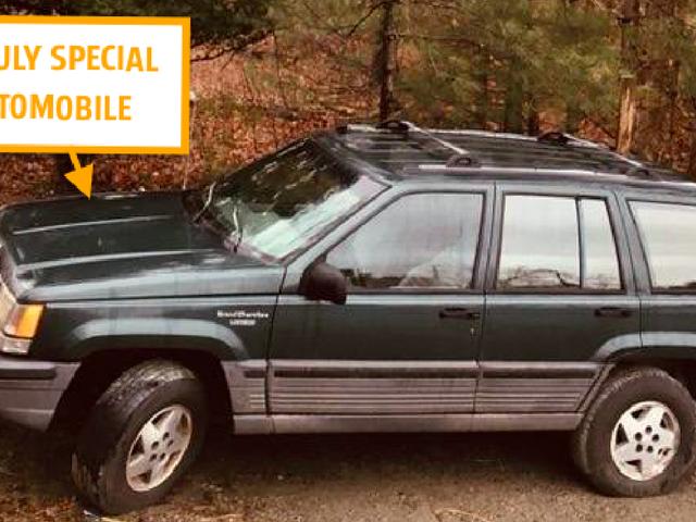 En smuk 'Holy Grail' Jeep Grand Cherokee er til salg for $ 2.650, og jeg prøver at modstå at købe det