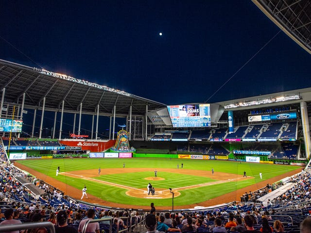 Marlins To Allow Musical Instruments At Otherwise Deathly Quiet Marlins Park
