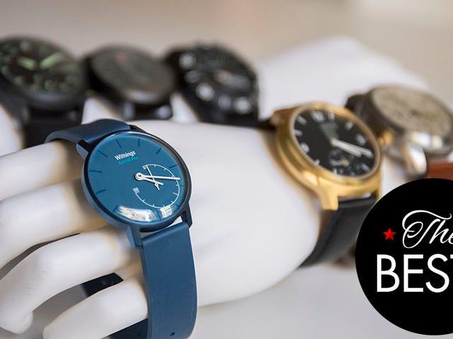 Các Smartwatches hay nhất cho những người ghét Smartwatches