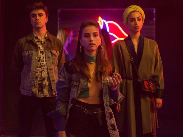 Elite kehrt für mehr sexy Kriminalität zurück, weniger Konsequenzen in der dritten Staffel zeigen