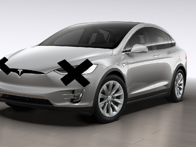 Tesla Killed The Cheapest Model X Just Three Months After Introducing It
