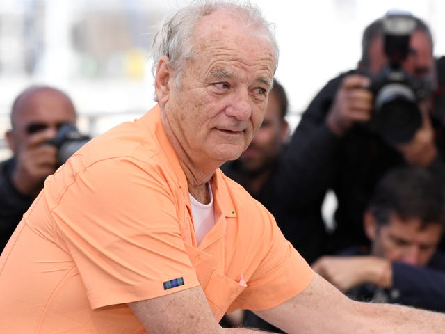 Bill Murray enjoys money, is open to appearing in the new Ghostbusters