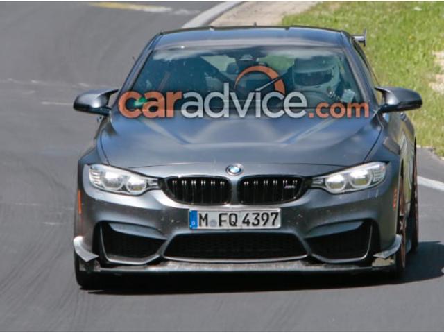 BMW M4 CSL?