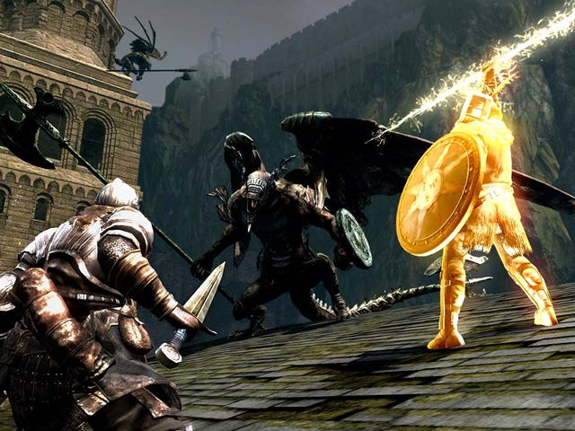 Dark Souls Remastered On Switch Is Rough But Worth Playing