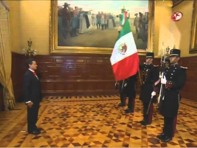 ¡Feliz fiesta patrias!¡Viva México!