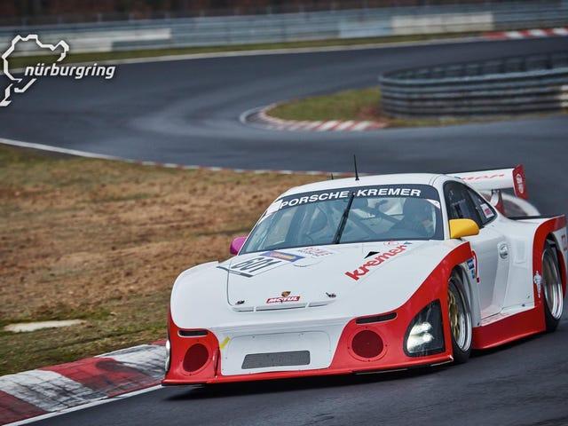 La Kremer Porsche 997 RS con aero 935 ispirato è semplicemente incredibile, abbiamo bisogno di più di questi hommages