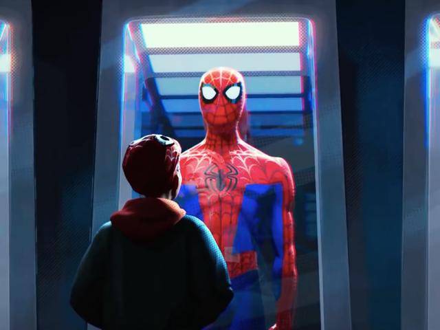 <i>Into the Spider-Verse</i>はソニーの<i>Spider-Man</i>映画の<i>All</i>を結ぶことができた