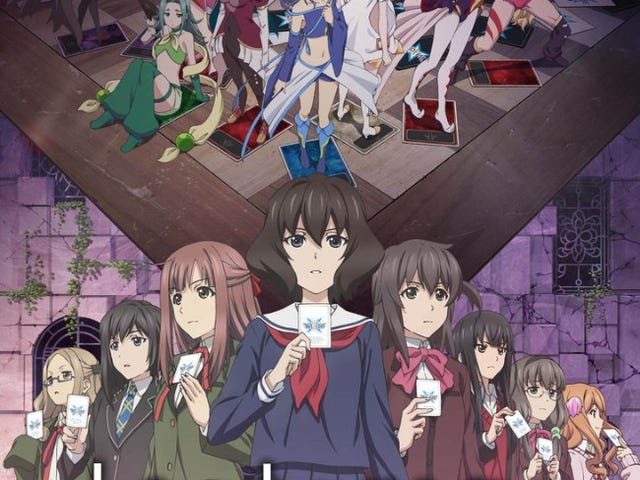 Enjoy the newest trailer of Lostorage Conflated WIXOSS