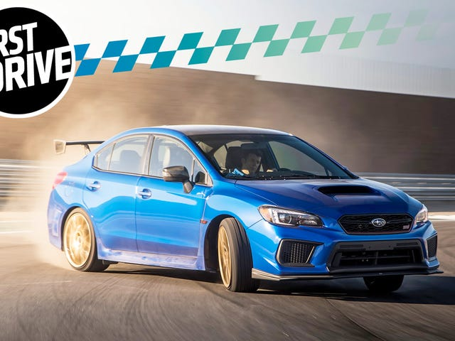 Here's Why Subaru Thinks It Can Charge You $50,000 For The WRX STI Type RA