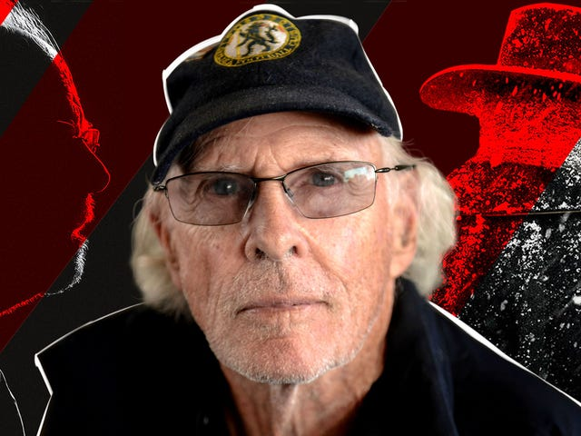 "Bruce Dern traces his career progression from ""fifth cowboy from the right"" to American icon"