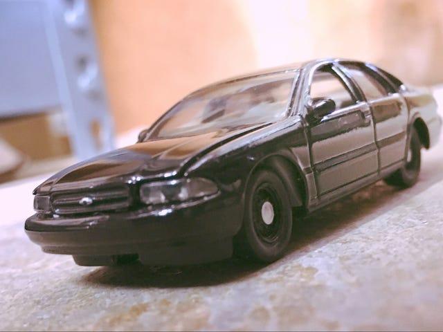 LaLD bil uge 1990's episke 4 dør 96 Impala SS