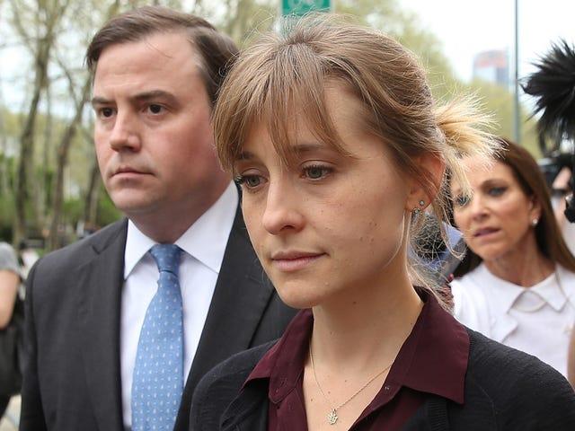 Victim, Victimizer, 'Badass Warrior Bitch': Allison Mack Developed the Nxivm Sex Cult Branding Practice