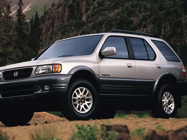 The Honda Passport Is Coming Back: Report